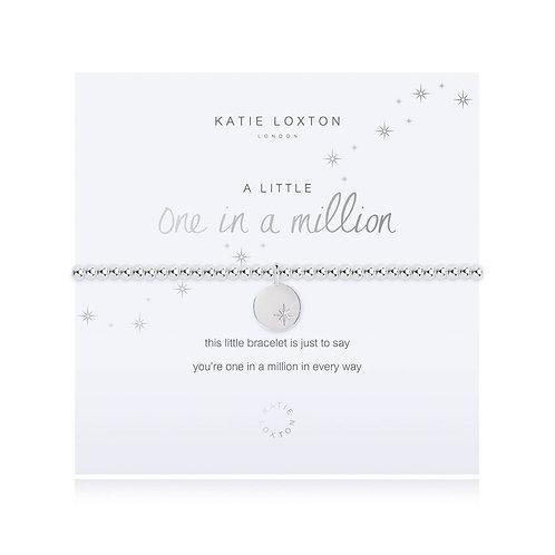 Katie Loxton, A Little One in a Million Bracelet