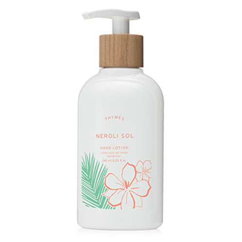 Thymes, Neroli Sol Hand Lotion