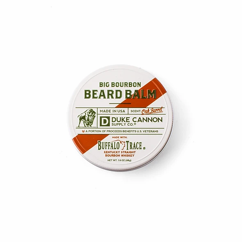 Duke Cannon, Big Bourbon Beard Balm
