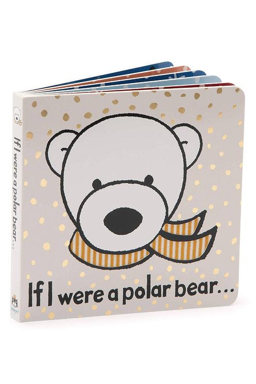 Jellycat, If I Were a Polar Bear