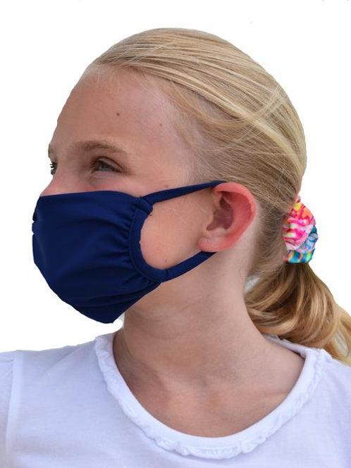 Southwind Apparel Navy Kids Mask
