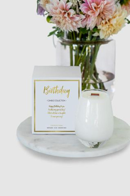 Gratitude Collection, Birthday Candle