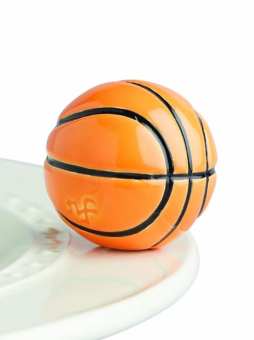 Nora Fleming Attachment, Basketball