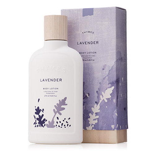 Thymes, Lavender Body Lotion