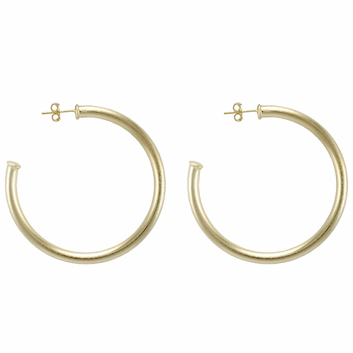 Sheila Fajl, Smaller Everybody's Favorite Hoop Earrings