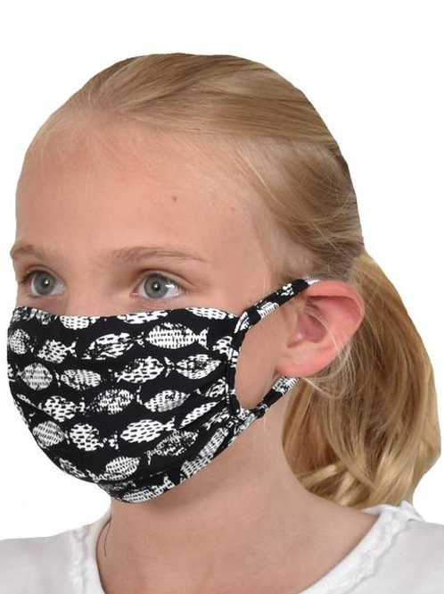 Southwind Apparel Fish Kids Mask