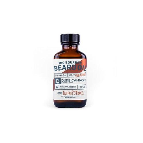 Duke Cannon, Big Bourbon Beard Oil