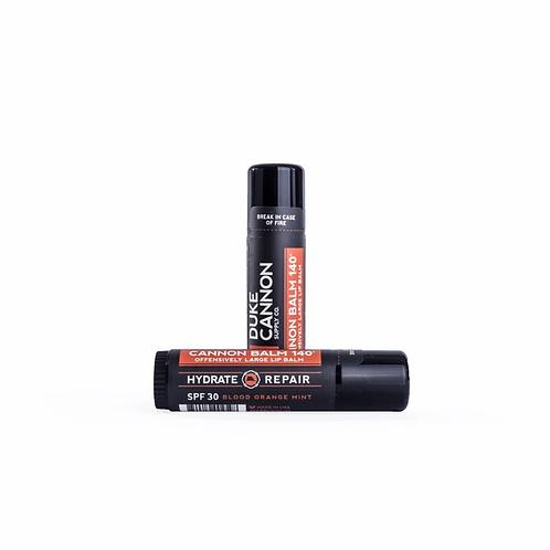 Duke Cannon, Cannon Balm Blood Orange Lip Protectant