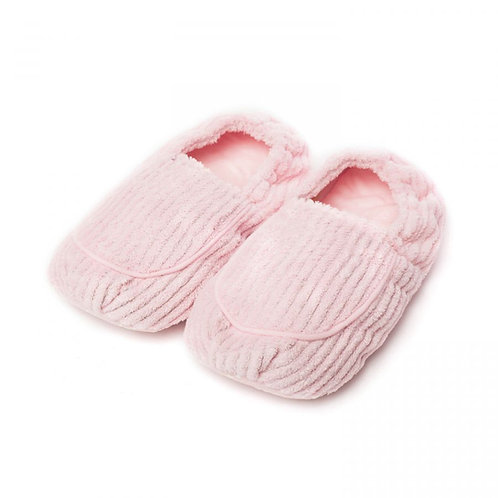 Warmies Spa Therapy Slippers, Pink