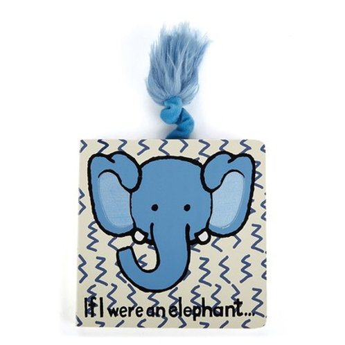 Jellycat, If I Were Elephant Board Book