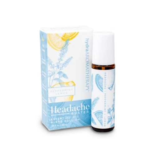 Hydra, Headache Essential Oil Roll On