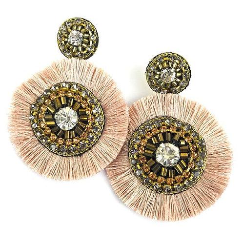 Allie Beads, Hoppy Earrings