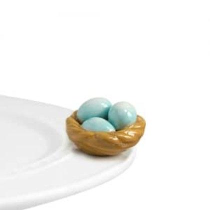 Nora Fleming Robin's Egg Blue