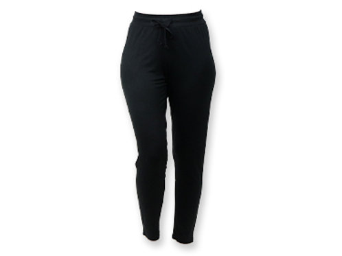 Hello Mellow Weekender Black Jogger Pants