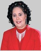 Pastor Angela Cuffie