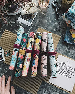 To order any of this handmade journal wr