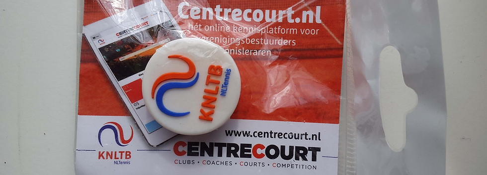 Tennis demper bedrukt met logo in blisterverpakking.jpg