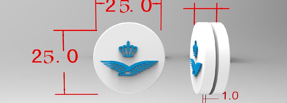 Racketdemper Koninklijke Luchtmacht.jpg