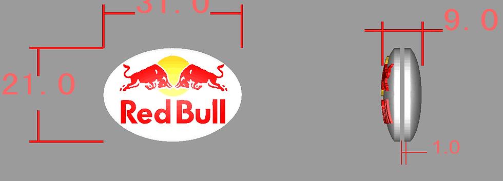 Red bull tennis demper logo bedrukken .png