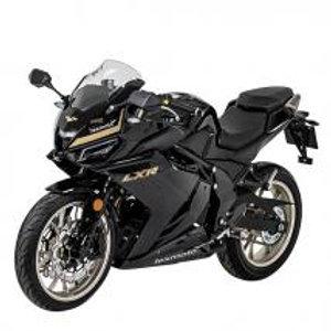 Lexmoto LXR 2021 Euro 5 Black & Gold