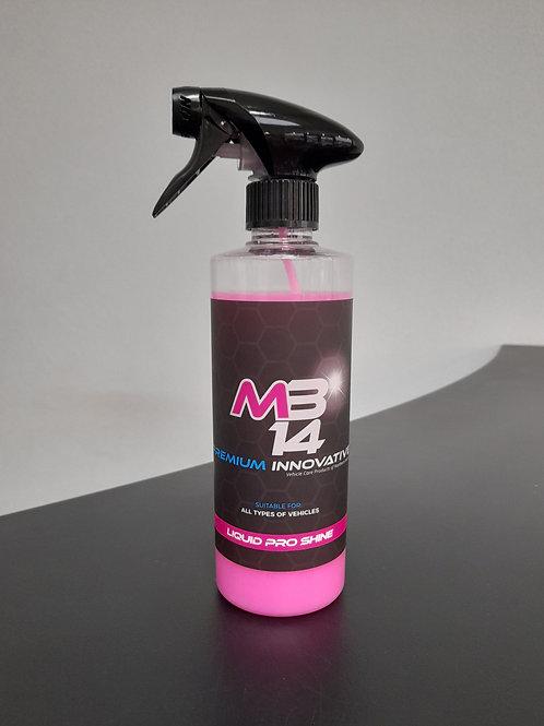 MB14 Pro Liquid Shine