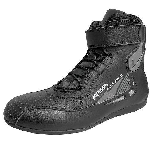 ARMR Fuji Evo Boots - Black & Grey Size 7-10