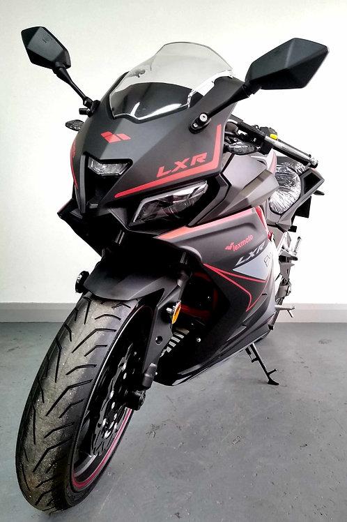 LXR Lexmoto 125 2020 Black & Red