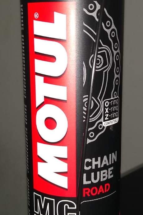 Motul C2 -  Road  - Chain Lubricant Spray