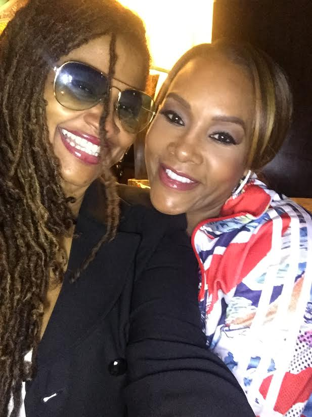 Egypt Young & Vivica Fox