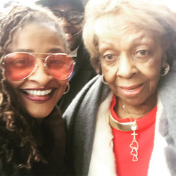 Egypt Young & Legendary Cissy Houston
