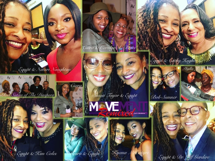 Reel Sisters Collage