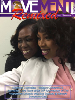 Melanie Comarcho & Ciara Ross The Movement Magazine