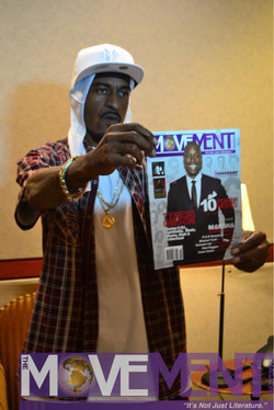 Legendary Hip Hop Icon Rakim Allah