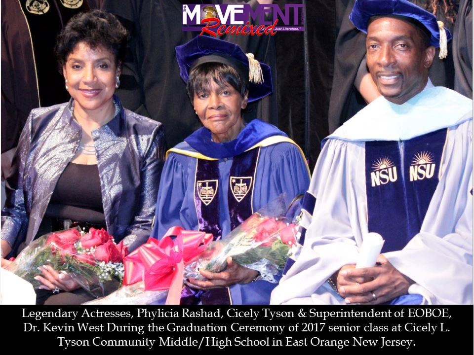 Phylicia Rashad & Cicely Tyson & Dr Kevin West