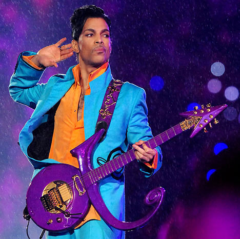 Music Icon PRINCE DIES AT 57