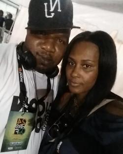 DJ Condog & Tonya