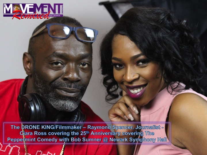Raymond Spenser & Ciara Ross The Movement Magazine