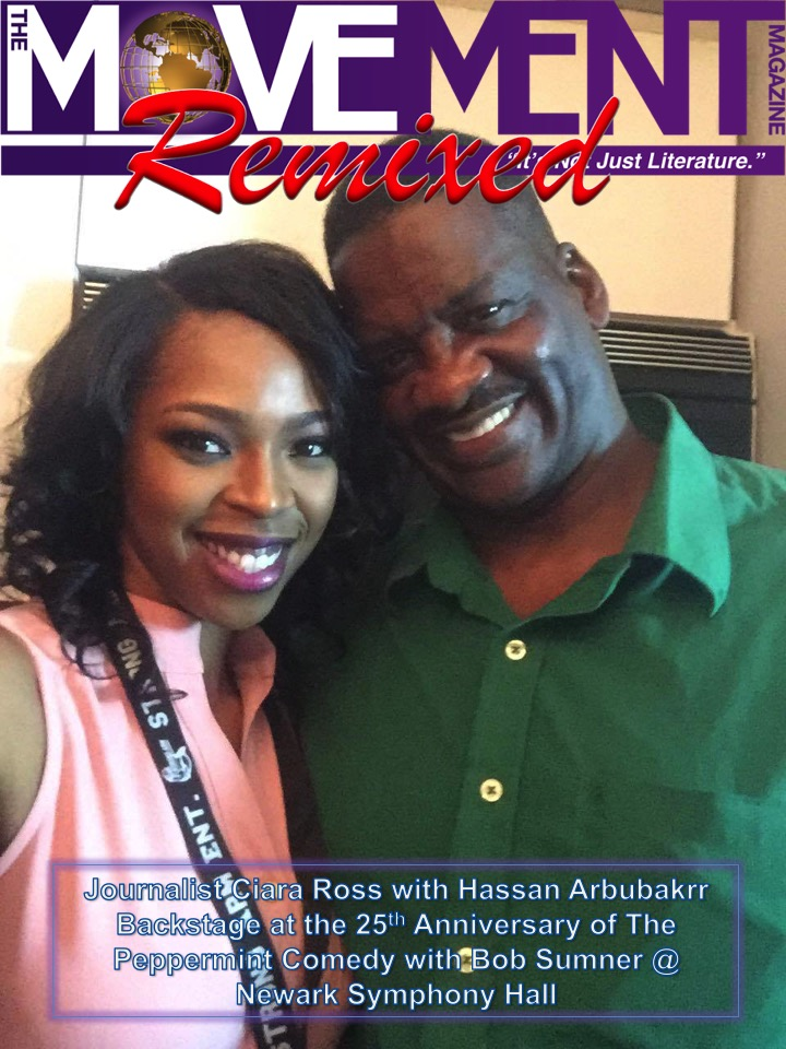 Ciara Ross & Hassan Arbubakrr The Movement Magazine