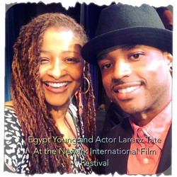 Egypt Young & Larenz Tate