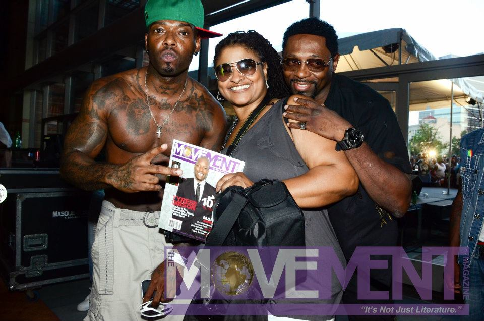 Treach, Egypt & Akbar
