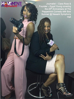 Ciara Ross & Audrey Egypt Young The Movement Magazine