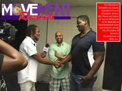 Joe, Vince & Hassan