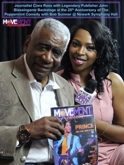 John Blassingame & Ciara Ross The Movement Magazine