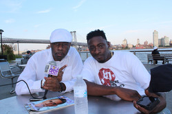 Norm & Legendary Producer Pete Rock