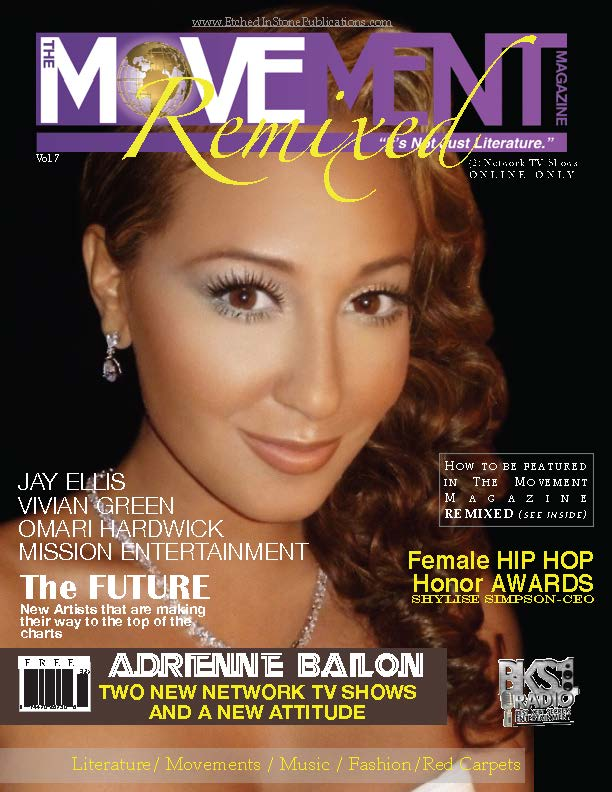 Vol 7 The MovementMagazine REMIXED