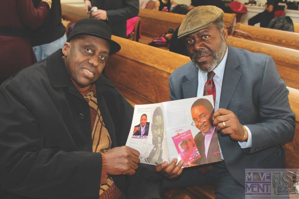 Bill Duke & Frankie Faison