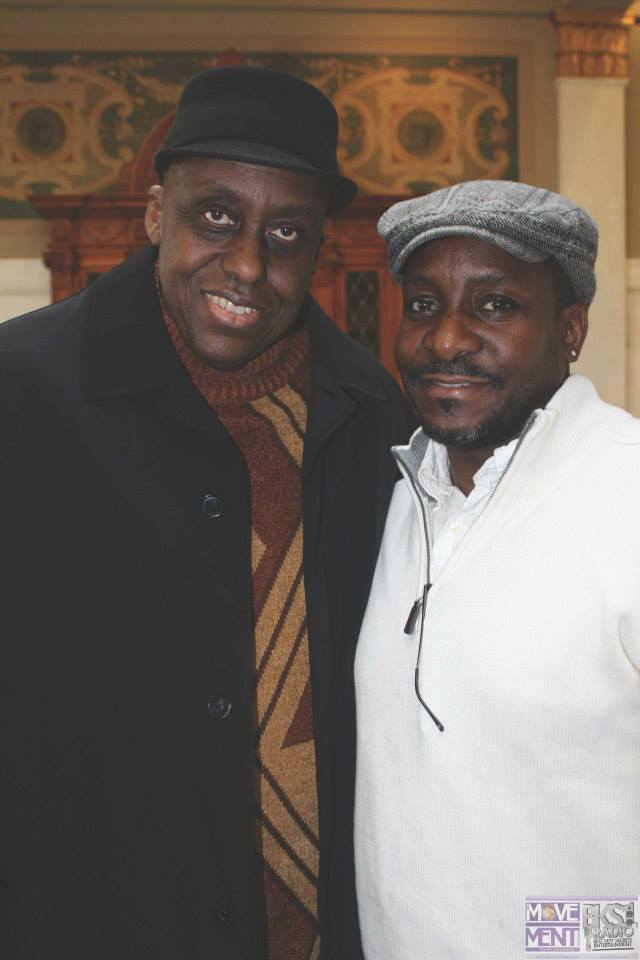 Legendary Actor/Director Bill Duke and Michael Barbee
