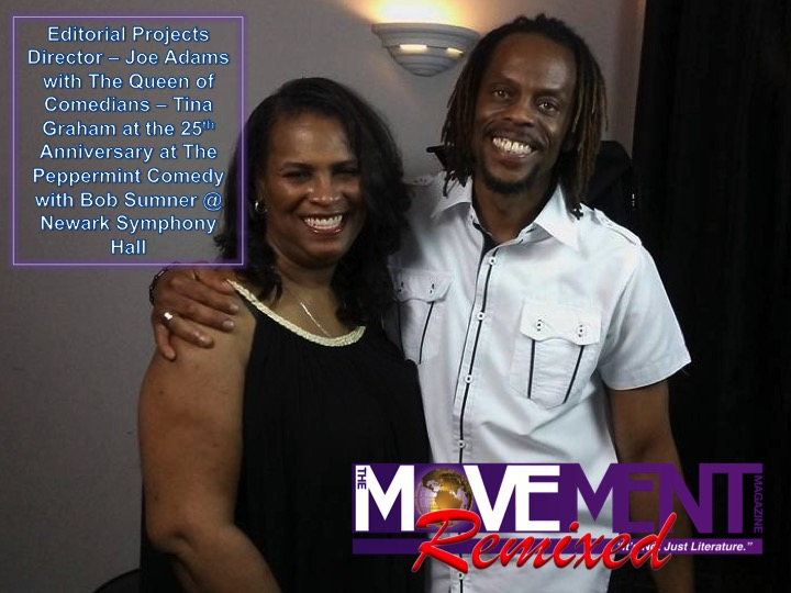 Tina Graham & Joe Adams The Movement Magazine