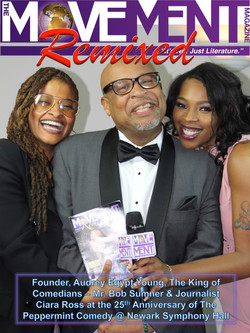Audrey Egypt Young, Bob Sumner & Ciara Ross 2 The Movement Magazine