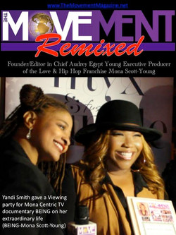 Egypt Young and Mona Scott-Young